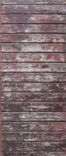 Tür 2.0 XXL Wallpaper für Türen 20006 Alm - selbstklebend- Blickfang für Ihr zu Hause - Tür Aufkleber Tapete Fototapete FotoTür 2.0 XXL Vintage Antik Stil Retro Wallpaper Fototapete - Vorschau 2