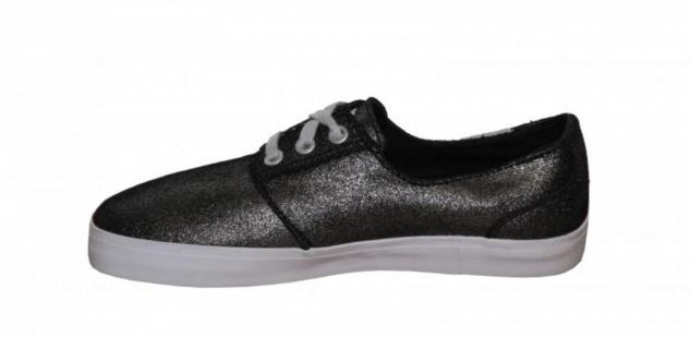 Circa Skateboard Damen Schuhe Indie Silver/White - Vorschau 2