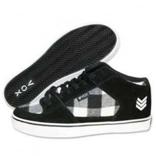 Vox Skateboard Schuhe Hewitt Beer Hunter/Black/ white