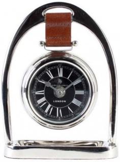 Casa Padrino Designer Luxus Uhr 49 Regent Street London 13, 5 x 4, 5 x H. 18, 5 cm - Edel & Prunkvoll