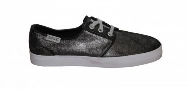 Circa Skateboard Damen Schuhe Indie Silver/White - Vorschau 1