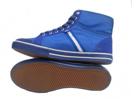 Vans Skateboard Schuhe Wellesley Nylon Blue