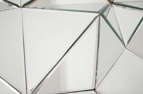 Casa Padrino Designer Wandspiegel 80, 5 x H. 100, 5 cm - Designer Kollektion - Vorschau 4