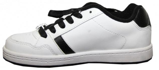 Etnies Skateboard Schuhe Shoes Twitch White/Black Etnies Shoes Schuhe Beliebte Schuhe 35f004