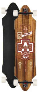 Arbor Longboard Komplettboard Prodigy 38.0 x 9.85 inch Downhill Cruiser Carver - Special Edition mit Koston Kugellagern