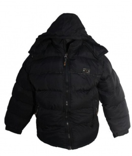 Subao Skateboard Styler Winter Jacke Dark Navy - Winter Parka
