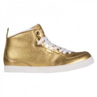 Osiris Skateboard Schuhe Uptown Girls Gold Member - Limited Edtion
