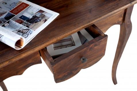 Casa Padrino Barock Sekretär aus Mahagoni coffee, Breite 80 cm - Barock Rokoko Stil - Vorschau 3