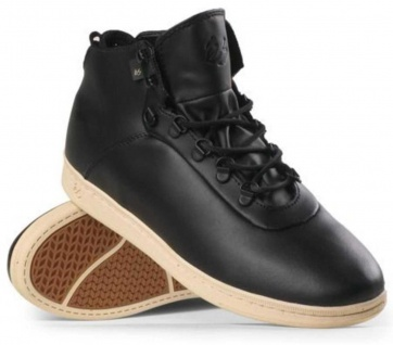 ES Footwear Skateboard Schuhe Leland LX Black/Tan