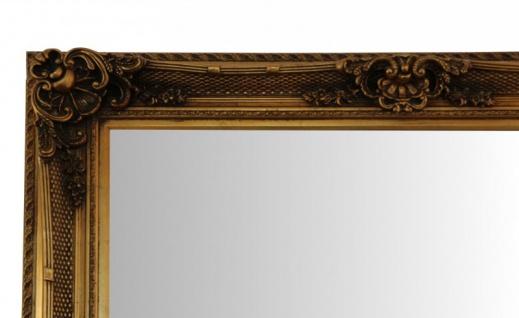 Casa Padrino Barock Wandspiegel Gold Höhe 213 cm, Breite 152 cm - Edel & Prunkvoll - Vorschau 2