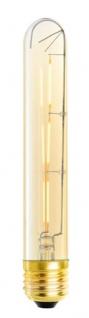 Casa Padrino Luxus Glühbirnen 4er Set Gold Ø 2, 8 x H. 18, 5 cm - Luxus Kollektion