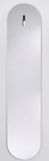 Casa Padrino Designer Wandspiegel 35 x H. 160 cm - Luxus Deko Accessoires