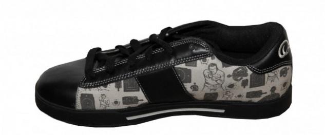 Osiris Skateboard Schuhe Serve Black/ Beige Sneakers Shoes - Vorschau 2