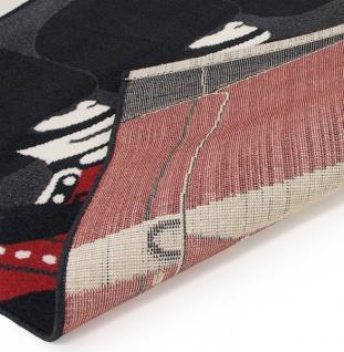 Casa Padrino Designer Teppich 160 x 220 cm Union Jack Bulldog - Läufer - Vorschau 5