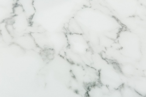 Casa Padrino Designer Esstisch mit Marmor 200 cm Weiss / Grau - Modern Barock - Vorschau 2