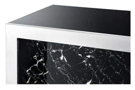 Casa Padrino Designer Bar 120 x 48 x H. 104, 5 cm - Luxus Barschrank - Vorschau 2