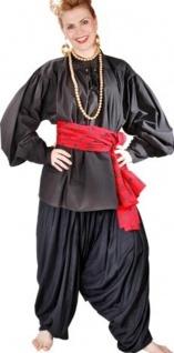 Grace O' Malley Piraten / Mittelalter Set - Black