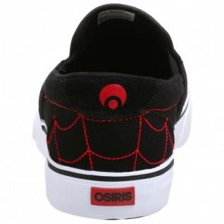 Osiris Skateboard Schuhe / Slip On Scoop Scoop Scoop Weiß/schwarz- Slipper Slip Ons a69be8