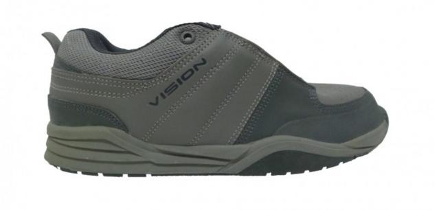 Vision Street wear Skateboard Schuhe Since 1976 Grey