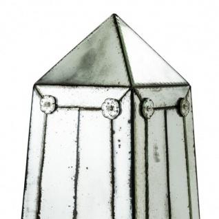 Riesige Casa Padrino Luxus Obelisk Skulptur Antik Stil Spiegelglas - Hotel Einrichtung - Luxus Dekoration - Vorschau 2