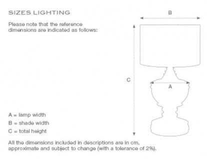 Casa Padrino Luxus Tischleuchte Silber / Grau 40 x H. 98 cm - Designer Tischlampe - Vorschau 5