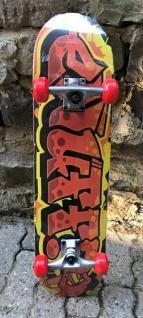 Enuff Skateboard Komplettboard Beginner Series Graffity II 7.5- Complete Skateboard - 1B Ware mit leichten Kratzern und Lagerspuren