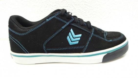 Vox Skateboard Schuhe Trooper Black/Blue/White