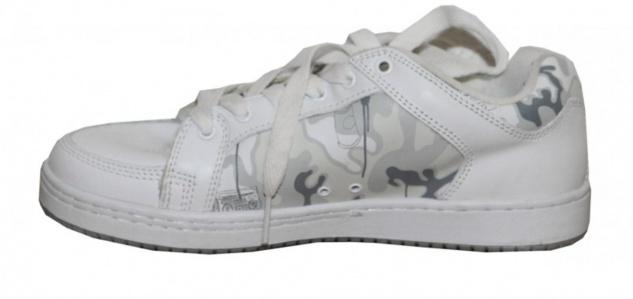 Etnies Skateboard Schuhe Gal 86 White/ Camo Sneakers Shoes - Vorschau 2