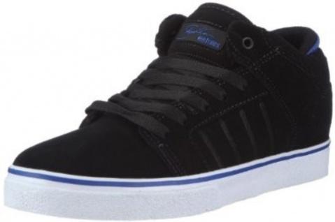 Etnies Skateboard Schuhe Sheckler Fusion Schwarz/Blau