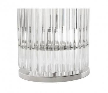 Casa Padrino Luxus Stehleuchte Nickel - Luxury Collection - Vorschau 5