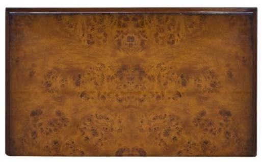 Casa Padrino Luxus Jugendstil Kommode mit 4 Schubladen Braun 62 x 39 x H. 70 cm - Luxus Qualität - Vorschau 5