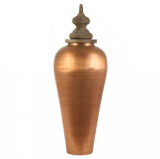 Casa Padrino Vase Durchmesser 30 x H 79 cm - Luxus Qualität