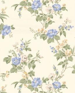 Graham & Brown Barock Landhaus Stil Tapete Cottage Garden Vliestapete Vlies Tapete Mod 50-442 Rosenmuster Blumenmuster Blumen Rosen - Vorschau 2