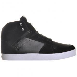 Fallen Skateboard Schuhe Reverb Black/White
