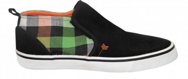 Vox Skateboard Skateboard Vox Schuhe Modelo Black/ Orange/Hunter 6d9c43