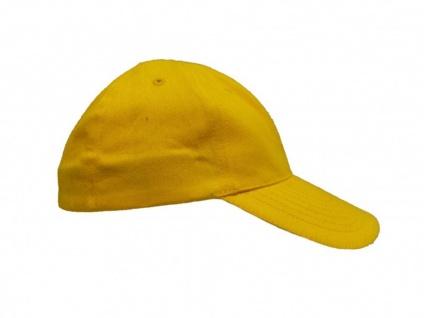 Flexfit Skateboard Cap Yellow