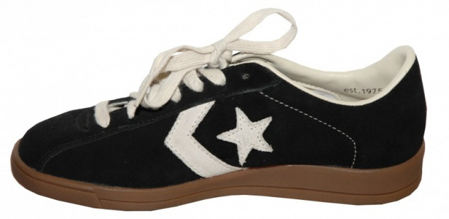 Converse Skateboard Schuhe All Star Trainer Ox Black/ Parchment Sneakers Shoes - Vorschau 2