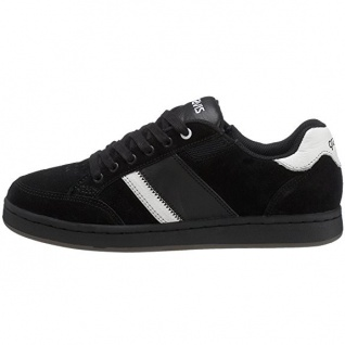 Gravis Skateboard Damen Schuhe Data Black/White - Sneaker Sneakers