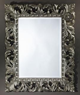 Casa Padrino Barock Spiegel Silber 80 x H. 100 cm - Barockstil Möbel & Accessoires - Vorschau 1