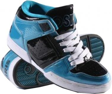Osiris Skateboard Schuhe South Bronx Kids Pagoda/Black/White