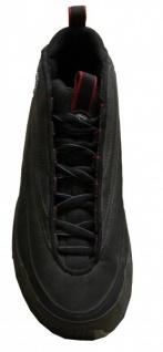 Converse Skateboard Schuhe Reign Mid Black/Grey/Red Sneakers shoes - Vorschau 3
