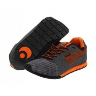 Osiris Osiris Osiris Skateboard Schuhe -- Retron-- Charcoal/Orange/Black 164cd3