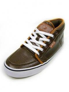 Vox Skateboard Skateboard Vox Schuhe Vato Brown Leather 247e64