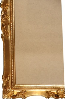 Casa Padrino Barock Holz Bilderrahmen 85 x 64 cm Gold - Großer Bilder Rahmen Foto Rahmen Jugendstil Antik Stil - Made in Italy - Vorschau 2