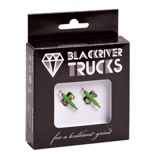 Blackriver Trucks 2.0 Mean green