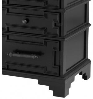 Casa Padrino Designer Mahagoni Kommode 107 x 51 x H. 101 cm - Luxus Qualität - Vorschau 4