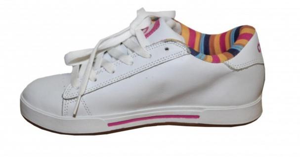 Osiris Skateboard Schuhe Serve Serve Serve Icon Girls White/Stripes e5ea0f
