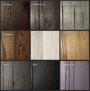Casa Padrino Landhausstil Couchtisch 60 x 60 x H. 45 cm - Verschiedene Farben - Massivholz Wohnzimmertisch mit Schublade - Wohnzimmer Möbel - Vorschau 4