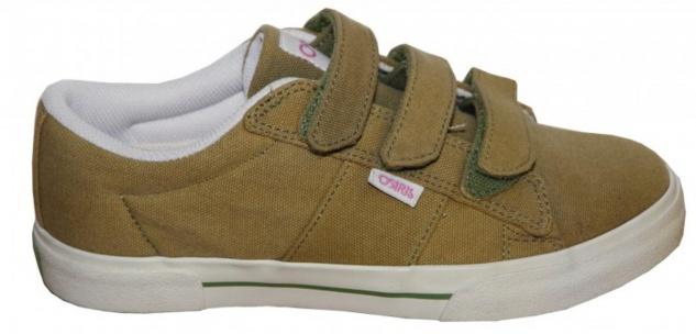 Osiris Skateboard Schuhe Serve VV Girls Olive Sneakers Shoes