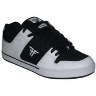 Fallen Skateboard Schuhe Rival SL White/Black